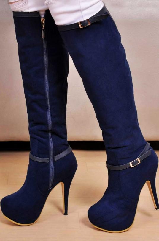 Botas Antonia Azul